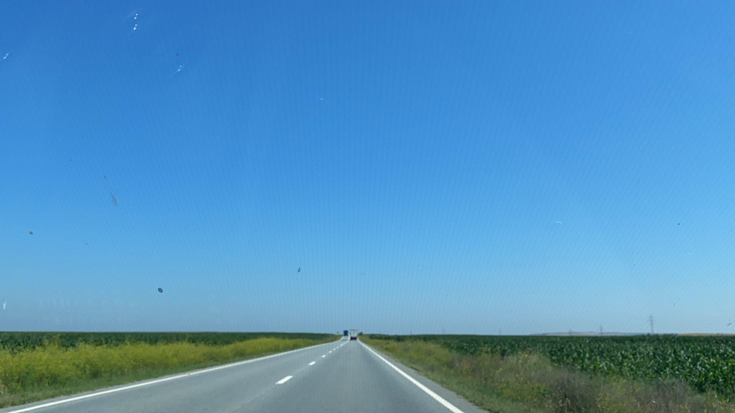 samochodem na Kretę