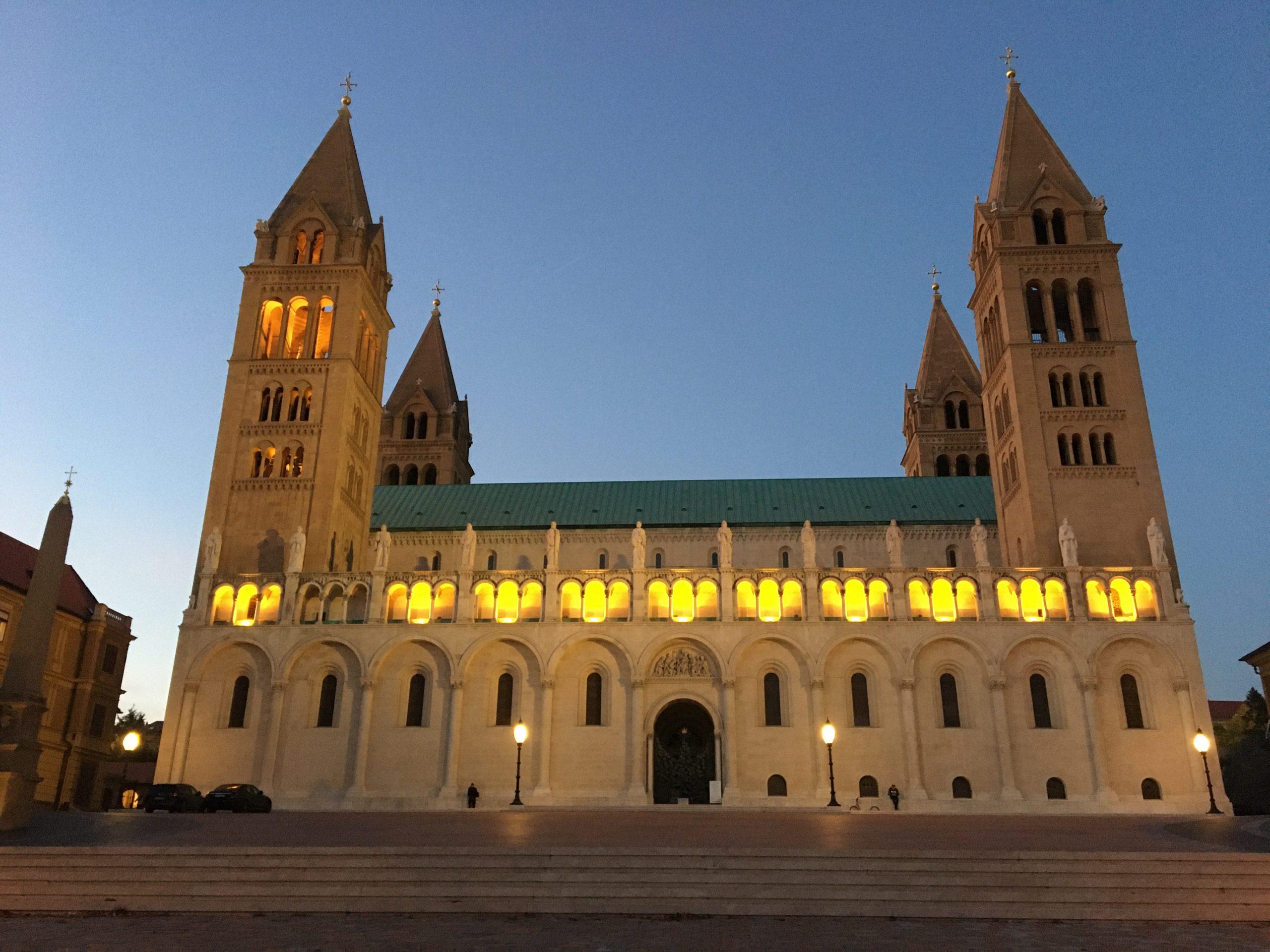katedra Pécs